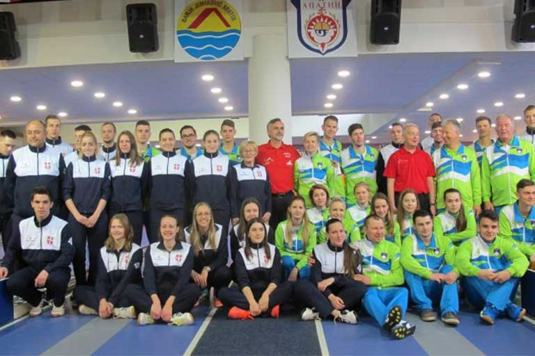 Međunarodna utakmica Srbija : Slovenija