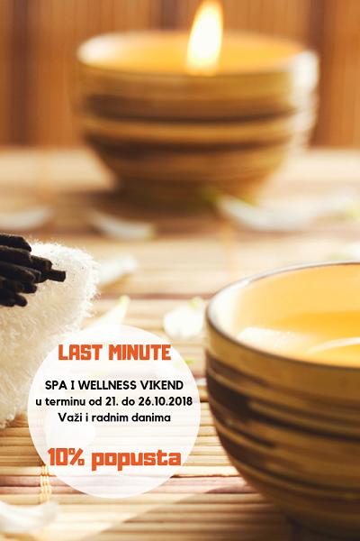 Spa & Wellness vikend