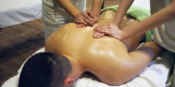 Краљевска масажа