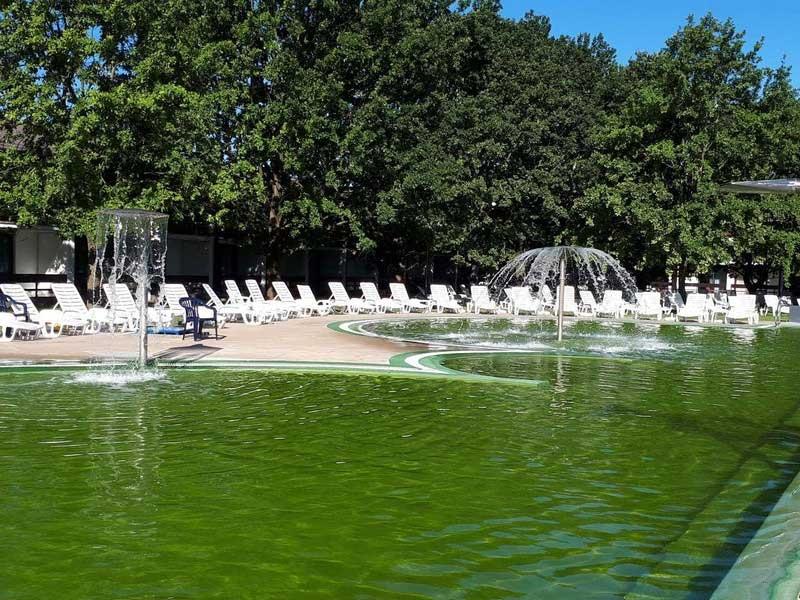 Otvoreni termalni bazen