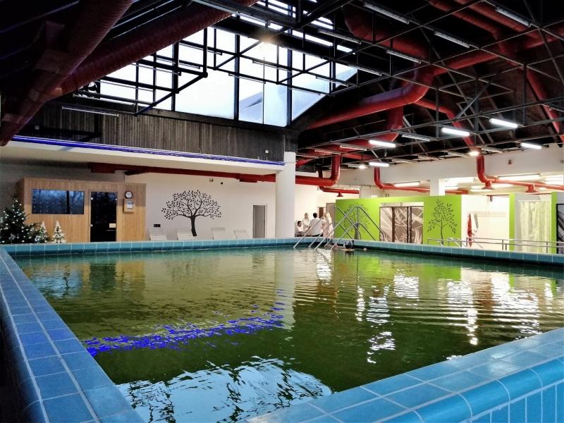 Затворени базен